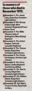 1511 Nov Poppy List